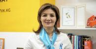 Диабетсиз балалык фондунун жетекчиси Нурхан Жумабаева