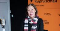 Посол Всемирного дня женского предпринимательства, соучредитель ОО Женский форум Курак Айнура Сагынбаева