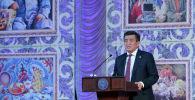 Президент Кыргызской Республики Сооронбай Жээнбеков в рамках своего визита в Кеминский район Чуйской области встретился с местными жителями.