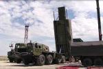 Испытания ракетного комплекса Авангард. Архивное фото