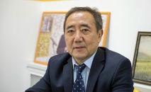 Заведующий отделом по взаимодействию с институтами гражданского общества, делам религий и межэтническим отношениям Администрации президента Кыргызстана Кудайберген Базарбаев