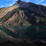 Карадахское ущелье у Гоцатлинского водохранилища в Дагестане
