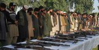 Более 200 боевиков террористической организации Исламское государство* сдались афганским властям в провинции Нангархар за последние две недели.