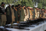 Нангархар провинциясында акыркы эки жумадан бери Ислам мамлекети террордук уюмунун 200дөн ашык согушкери афган бийлигине багынып берди.