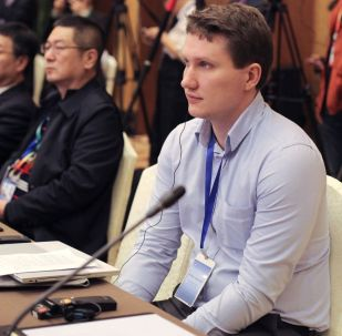 руководитель центра интернет-технологий МИА Россия сегодня Алексей Филипповский. Архивное фото