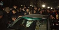 Бишкек шаардык ички иштер башкармалыгынын маалымат кызматынын кабарлашынча, укук коргоо органдары ортомчуларды арыз жазылгандан кийин гана кармай алат.