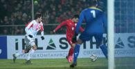 Групповой этап Чемпионата мира 2022 года. Кыргызстан — Таджикистан. Архивное фото