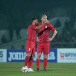 Кыргызстан курама командасынын капитаны Валерий Кичин