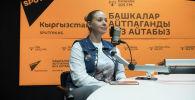 Координатор международной команды Волонтеры Победы Анастасия Шевченко