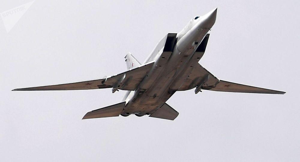 Ту-22М3 ультраүндүү бомбалоочу учак-ракета. Архив