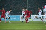 Кыргызстан — Тажикстан футбол беттеши. Архивдик сүрөт