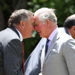 Принца Чарльза и его супругу Камиллу встречают по обычаям коренного народа маори. Новая Зеландия