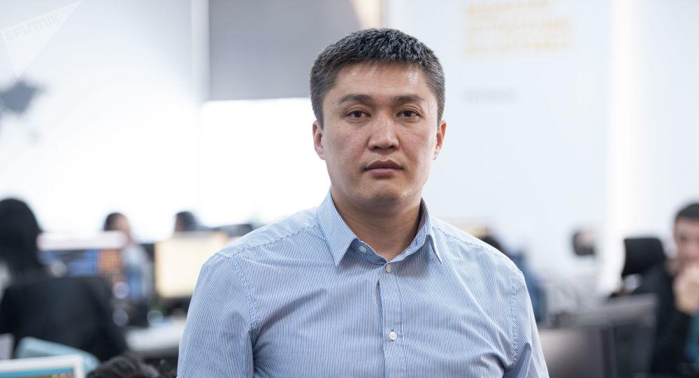 Инженер Программы финансирования устойчивой энергии KyrSEFF Салават Сооронбаев