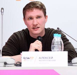 Руководитель центра интернет технологий МИА Россия сегодня Алексей Филипповский. Архивное фото