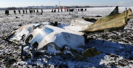 Ростов-на-Дону шаарында кырсыктаган Boeing 737-800 аба кемеси. Архивдик сүрөт