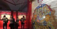 Выставка Сокровища императорского дворца Гугун. Архивное фото