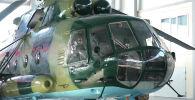 Россия Кыргызстанга МИ-8МТ үлгүсүндөгү эки тик учак, П-18 үлгүсүндөгү радиолокациялык станцияны белек кылды.