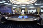 Заседание Совета коллективной безопасности ОДКБ в Бишкеке в расширенном составе