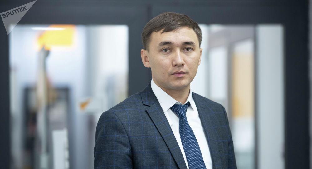 Бишкек автоунаа токтотуучу жайлары муниципалдык ишканасынын директору Ислам Момоконов