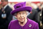 Улуу Британиянын канышасы Елизавета II. Архивдик сүрөт