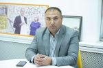 Заместитель начальника управления капитального строительства мэрии Асхат Медетбек уулу