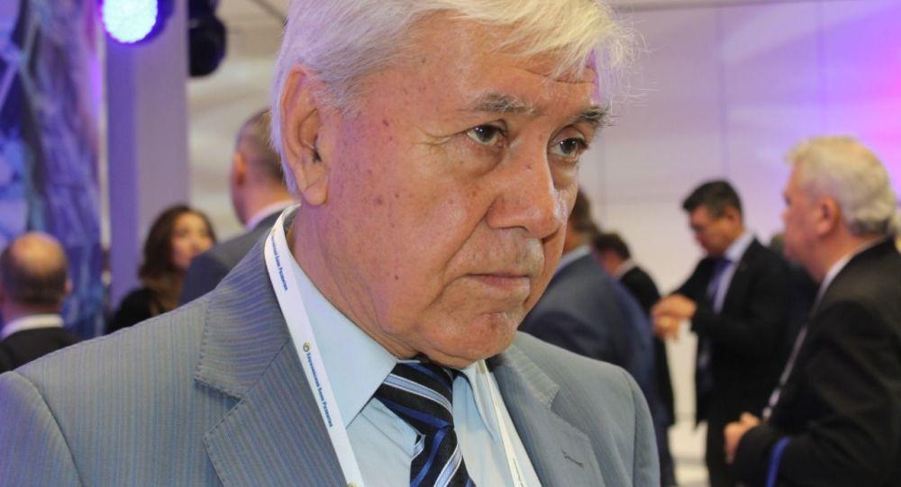 Доктор экономических наук Ходжамахмад Умаров