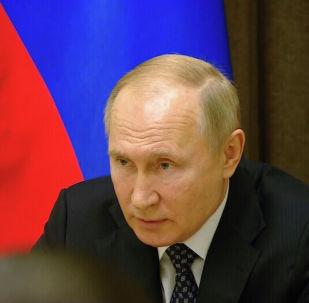 Президент России Владимир Путин заявил, что приближение НАТО к границам России представляет угрозу безопасности страны.
