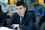 Заместитель главы Госкомитета информационных технологий и связи Максат Джылышбаев. Архивное фото