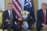 НАТОго мүчө мамлекеттердин лидерлери Лондонго келип, альянстын 70 жылдыгын алдыдагы Рождество майрамынын атмосферасында белгилешти.