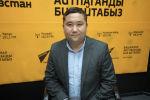 Калкты жана жарандык актыларды каттоо департаментинин директорунун орун басары Бакыт Конушбаев
