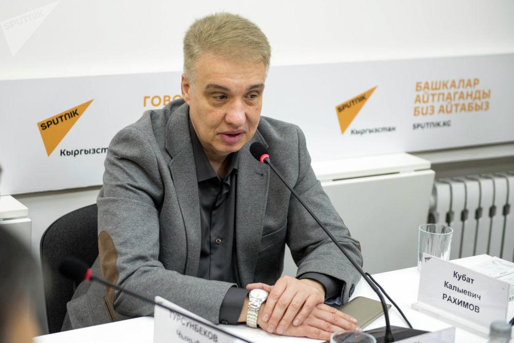 Сопредседатель Пикира Игорь Шестаков