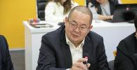 Политолог Марат Казакпаев. Архивное фото