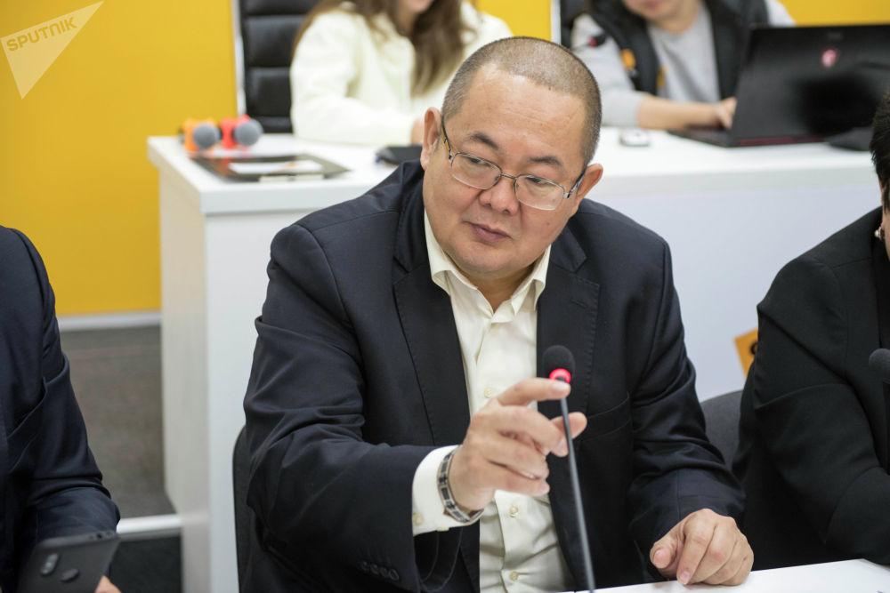Политолог Марат Казакпаев