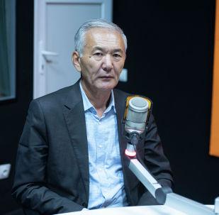 Био-KG органикалык кыймыл федерациясынын директору Искендербек Айдаралиев