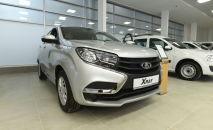 Автомобили в LADA-центре в Бишкеке