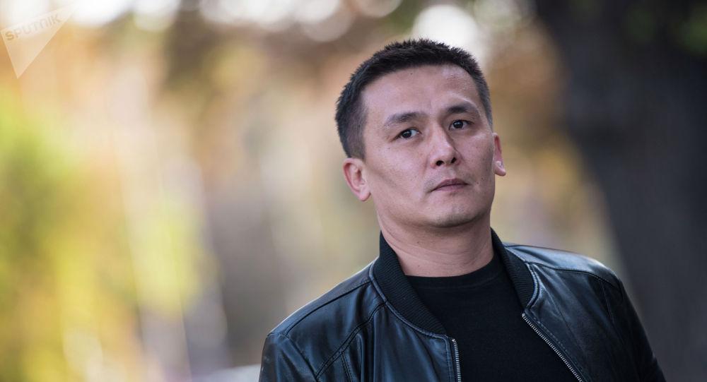 Руководитель строительной компании Темир Султанбеков