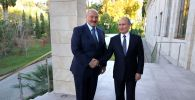 Беларусь президенти Александр Лукашенко менен Россия лидери Владимир Путин. Архивное фото
