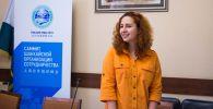 Заместитель директора департамента управления проектами Института имени А. С. Пушкина Светлана Ульянова
