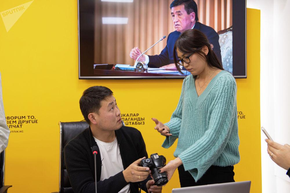 Участники мероприятия узнали, как лучше снимать на телефон, чтобы публиковать фотографии в соцсетях