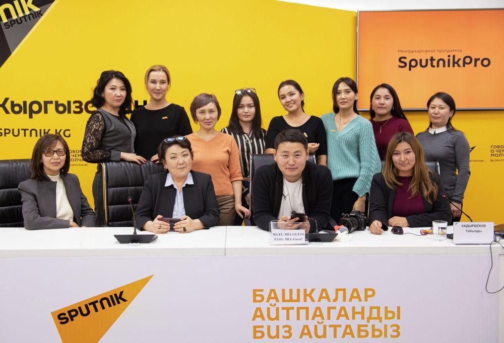 Участники мастер-класса оставили положительные отзывы о творческих способностях Табылды Кадырбекова