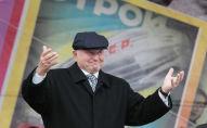 Экс-мэр Москвы Юрий Лужков. Архивное фото