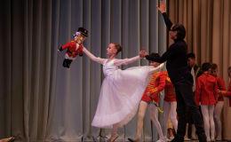 Постановка балета Щелкунчик в Кыргызском национальном театре оперы и балета имени А. Малдыбаева
