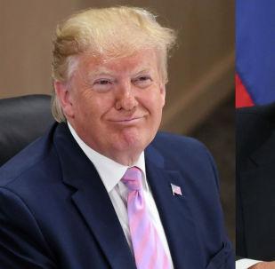 Сергей Лавров Дональд Трамп менен жолукту. Россия ТИМ жетекчиси менен АКШ президентинин жолугуусу 45 мүнөткө созулуп, жабык өттү. Журналисттердин киргизилбегени бул сапар да Вашингтонго Москванын дарегине күнөө артууга себеп болду.