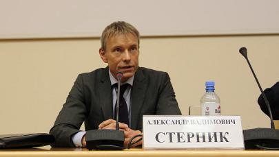 Директор Третьего департамента стран СНГ МИД России Александр Стерник