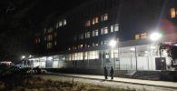 Бишкек ШИИБдин имараты. Архивдик сүрөт