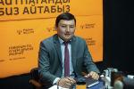 Директор Центра государственно-частного партнерства при Министерстве экономики КР Данияр Абдылдаев