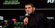 Чемпион UFC в легком весе Хабиб Нурмагомедов рассказал, как готовится к бою с американцем Тони Фергюсоном.