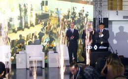 В Бишкеке появился первый в Центральной Азии двубрендовый дилерский центр Renault и LADA — теперь кыргызстанцы смогут купить машину по доступной цене.