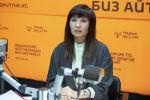 Акыйкатчы аппаратынын баланын, аялдын жана үй-бүлөнүн укуктарын коргоо бөлүмүнүн жетекчиси Гүлзина Бообекова