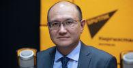 Юстиция министри Марат Жаманкулов